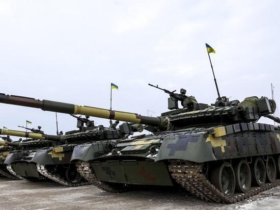 Украина согласилась на перемирие в Донбассе