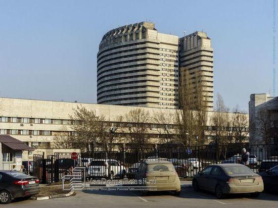В московском онкоцентре нашли тела людей, умерших несколько лет назад
