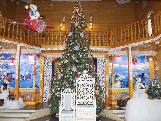 Самым дешевым новогодним путешествием оказалась поездка в Великий Устюг