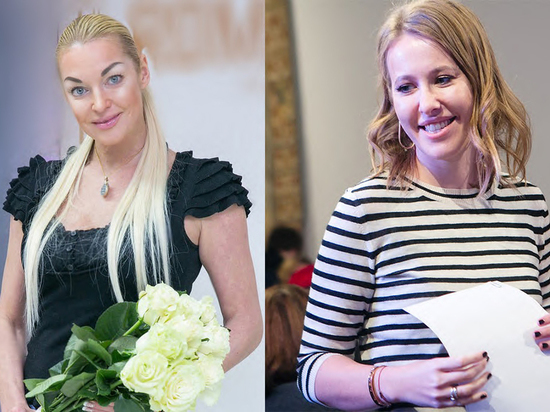 Волочкова поддержала «разводящуюся» Собчак