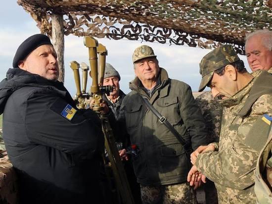 Главу ОБСЕ на Украине предупредили о возможном наступлении в Донбассе