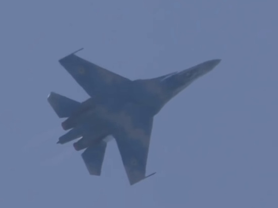 Под Житомиром разбился Су-27 ВВС Украины