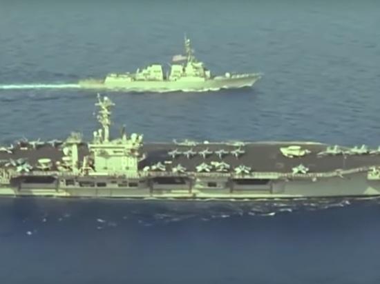 National Interest предсказал крах американского флота в войне с Россией