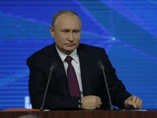 Путин осудил рэп-исполнителей