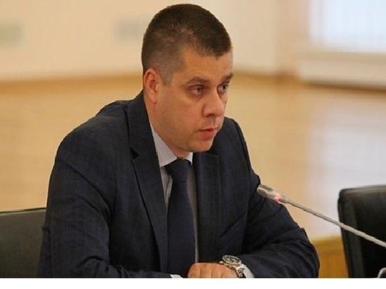 Сотрудники ФСБ задержали вице-губернатора Псковской области