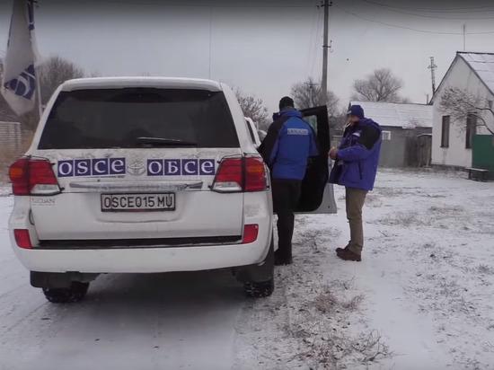 ОБСЕ: число погибших в Донбассе уменьшилось в два раза
