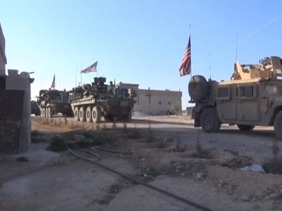 В Катаре назвали возможную причину вывода американских подразделений из Сирии