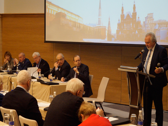 Союз журналистов Москвы принял новый устав