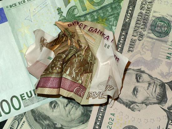 Курс евро превысил 79 рублей впервые с сентября