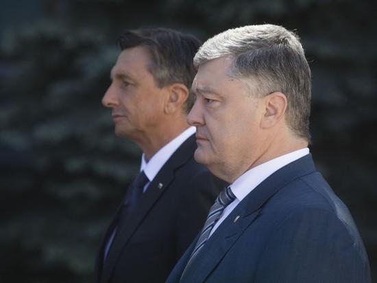 Новогоднее поздравление Порошенко в Twitter разозлило украинцев