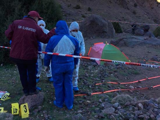 «Это теракт»: двух юных скандинавских туристок казнили в Марокко