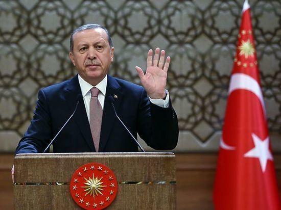 Эрдоган вступил в перепалку с Нетаньяху