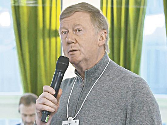 Чубайс в свитере и воинственный Орешкин: Россия показалась в Давосе