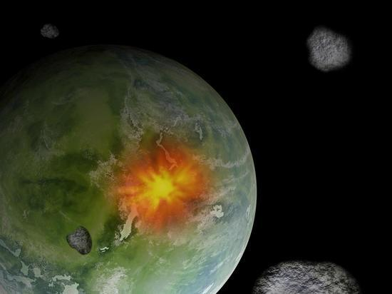 Слухи о «катастрофическом» падении астероида 1 февраля  прокомментировали российские учёные