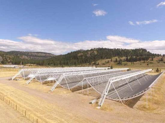 Канадский телескоп разглядел новый тип космических сигналов