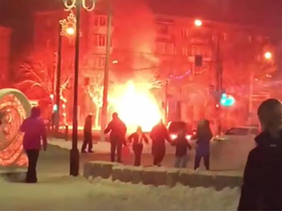 Взрыв в Магнитогорске: гибель людей в маршрутке расследовали уральские журналисты
