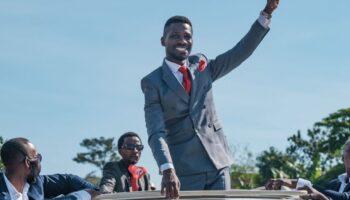 Выборы в Уганде 2021: кто такая Боби Вайн?