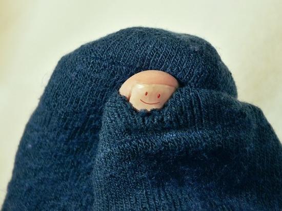 Привычка нюхать свои носки довела китайца до больницы