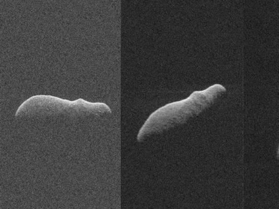 NASA сообщило о приближении к Земле «праздничного» астероида