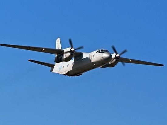 В Конго разбился Ан-26 с тремя российскими пилотами