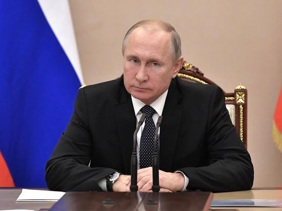 Путин скрыл курсы валют от россиян
