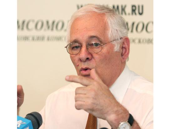 Доктор Рошаль раскритиковал последние инициативы Госдумы о «курилках» и пиве