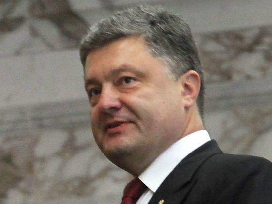 Порошенко заявил на Объединительном соборе о духовном разрыве с Россией