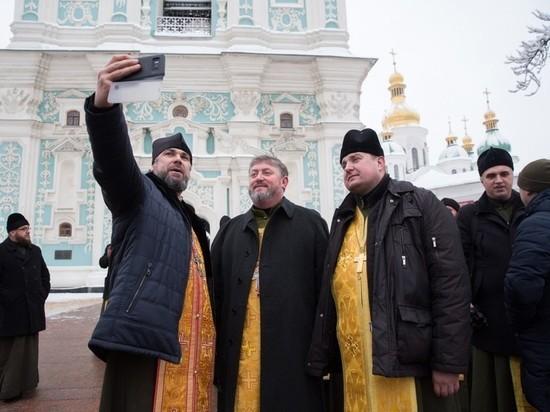 Новая церковь Украины получила название