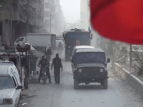 Anadolu: в Сирии между пророссийскими и проиранскими силами произошли бои