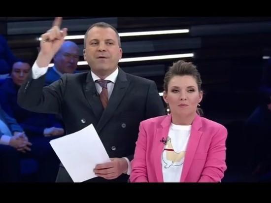 Муж Скабеевой назвал толкавших ее в ПАСЕ украинцев «рогулями»