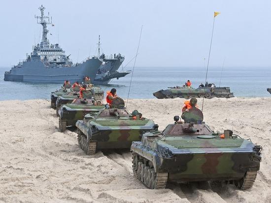 Польша объявила о строительстве острова в Калиниградском заливе для обороны
